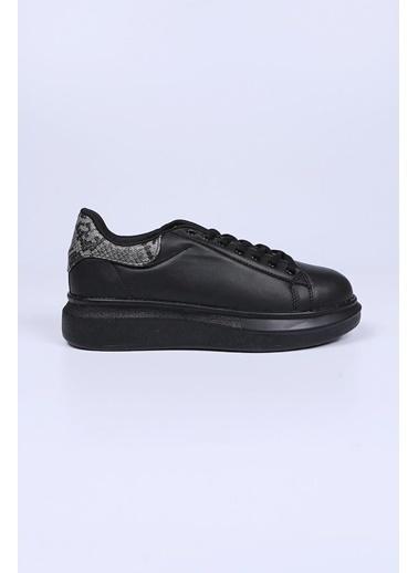 Female Project Siyah Sneaker Siyah